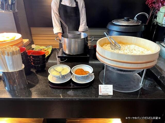 Okura Prestige BKK オークラ バンコク 朝食 (1)