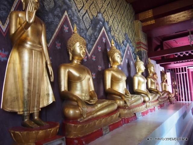 Wat Phra Sri Rattana Mahathat ピサヌローク