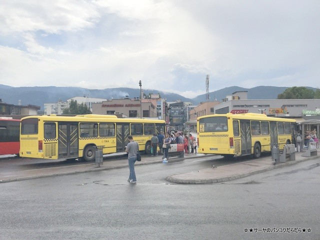サラエボ市電 sarajevo tram ボスニア (8)