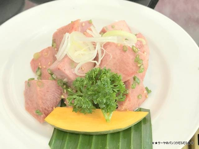 ginzado bangkok 銀座堂 焼肉 高級 接待 (8)