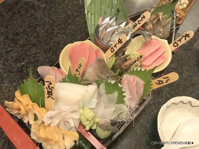 酒の店 バンコク 2号店 和食 美味しい おすすめ (1)
