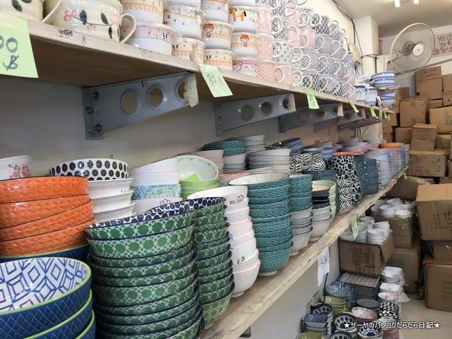 YGS ceramic shop ヤワラート 食器 安い おすすめ バンコク (4)