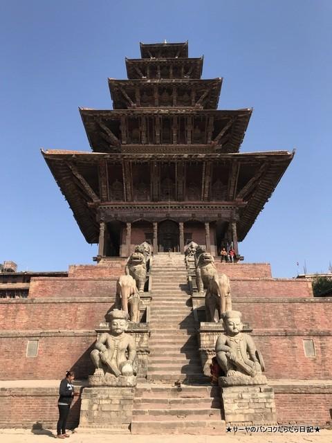 Bhaktapur バクタプル カトマンズ 世界遺産 王宮前広場 (28)