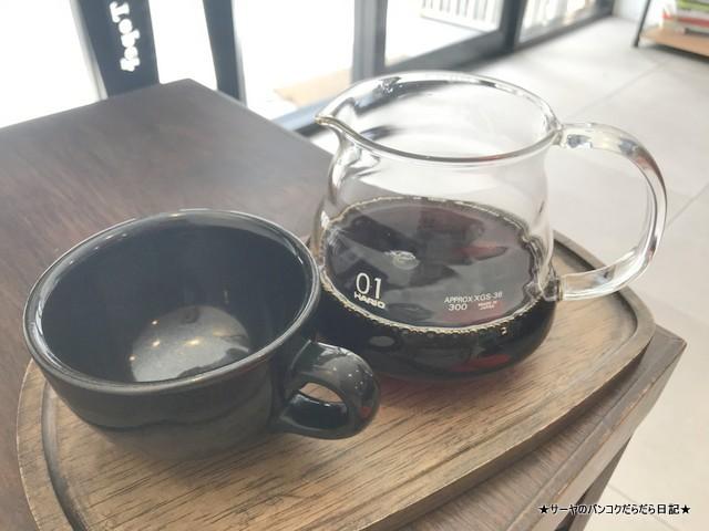 Mont Dao x Radi  bangkok cafe 2018 バンコク coffee