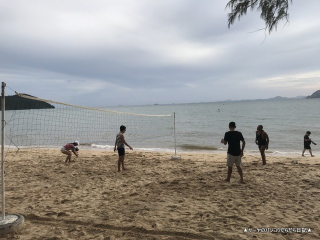 0 yaoyai phuket サンティヤ タイリゾート 海 (16)