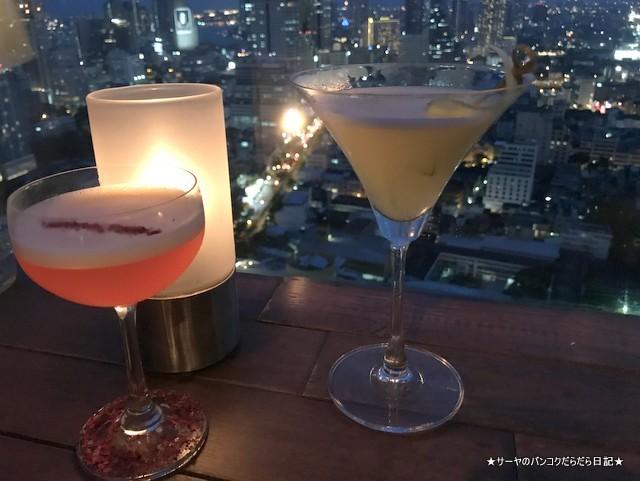 Scarlett Wine Bar bangkok オシャレ おすすめ カクテル 2018