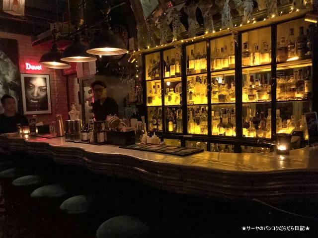 smalls bar bangkok 夜遊び サトーン オシャレ デート (2)