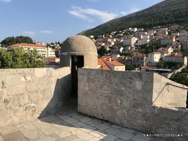 ドブロブニク城壁巡り wall Dubrovnik 魔女の宅急便 (10)