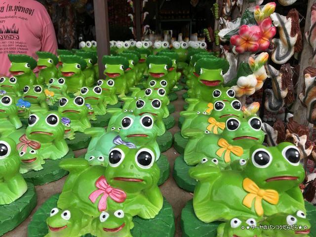 園芸市場 ナコンナヨック Klong 15 Tree Market Rangsit (1)