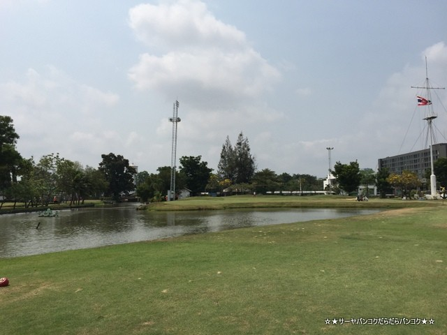 Bangna Navy Golf Course バンナー ゴルフ バンコク