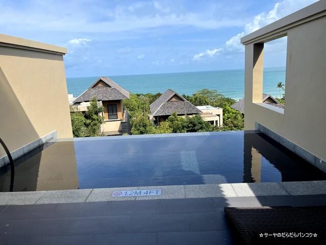 Grand Pool Suite, 1 Bedroom Suite 1 King, Sofa (3)