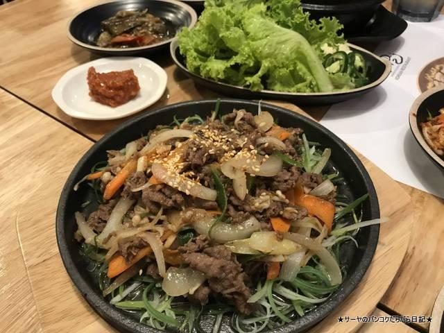Bookmagol ブクマクゴル バンコク エカマイ 韓国料理 (7)