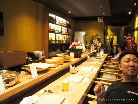 ばんや バンコク 日本料理 レストラン