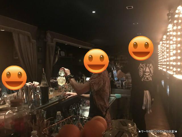 Backstagebar バックステージバー トンロー バンコク 2018 人気Bar