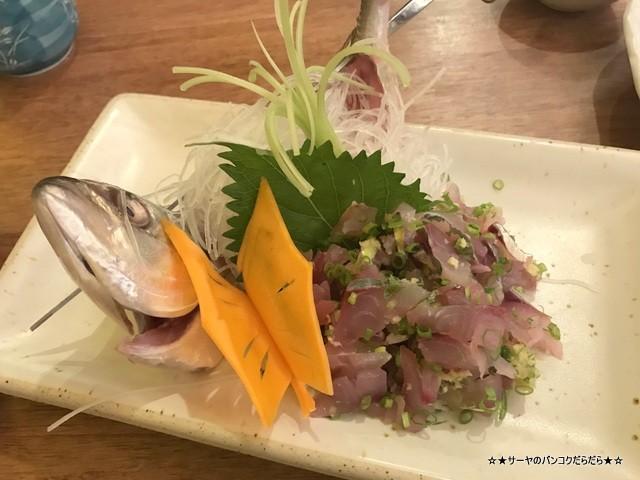 ikki いっき 三宅君 プラカノン バンコク 和食 (17)