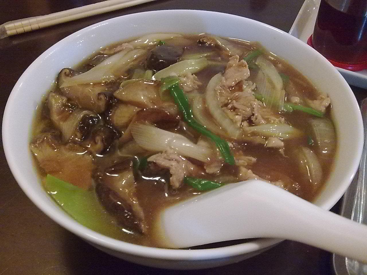 20100123 坦々麺 3