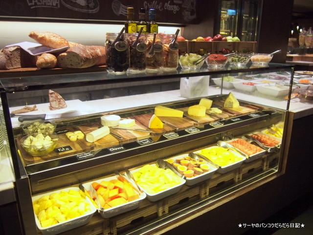 goji bangkok マリオット ホテル ビュッフェ 豪華 (14)