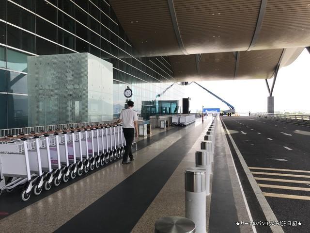 カムラン国際空港 出発階 (3)