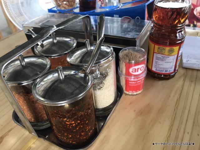 クイッティアオペット 鴨麺 タイ料理 ナコンナヨック (7)
