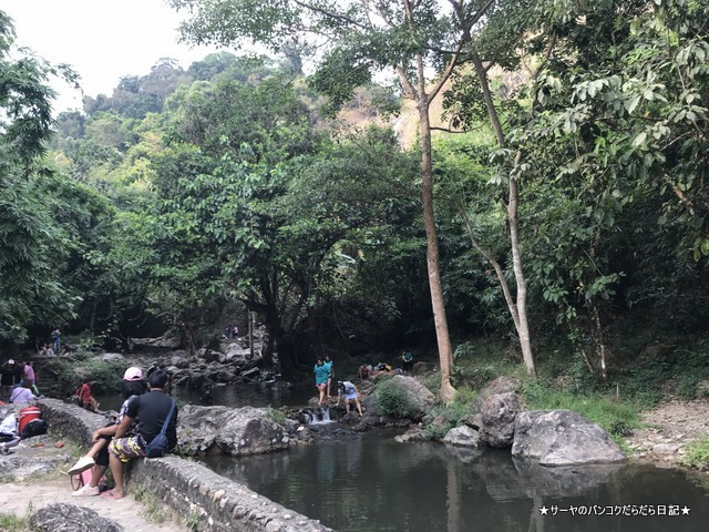 Sarika Waterfall サリカ滝 ナコンナヨック おすすめ 日帰り (6)