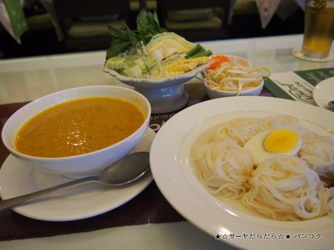 カノムヂーン バンコク タイ料理 南部