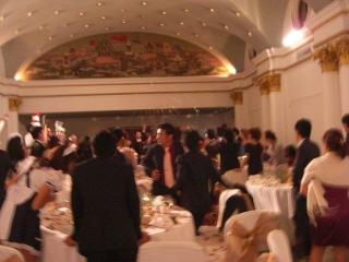 20091121 Qちゃんまいちゃん 結婚式 3