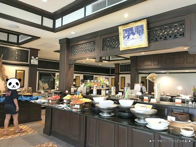 朝ご飯 ウォラブラ Wora Bura Hua Hin Resort ホアヒン  (4)