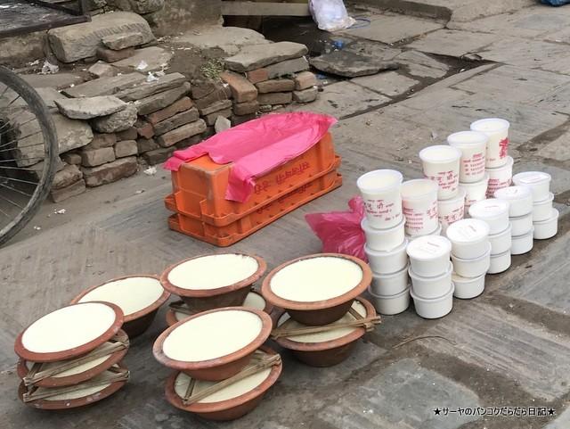 インドラチョーク アサンチョーク 朝市 ネパール カトマンズ (8)