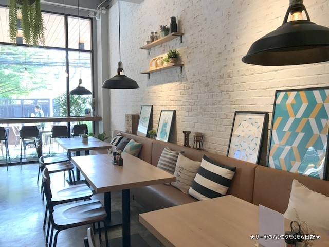 Patissez Bangkok バンコク カフェ インスタ プロンポン (8)