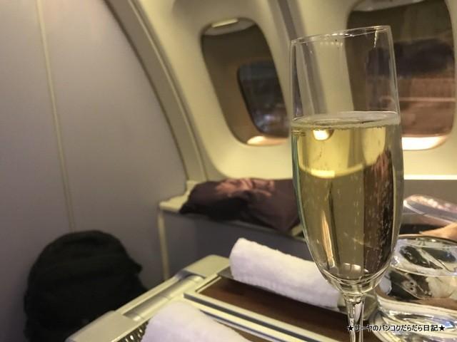 ミュンヘン空港 タイ航空 サーヤ 東欧旅行 2018 (3)