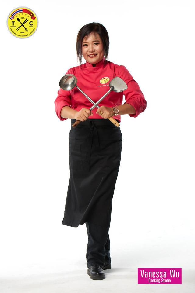 Kinnaree Gourmet Thai by Vanessa Wu