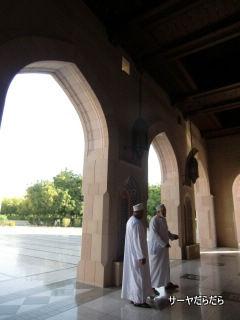 カブース国王のグランドモスク 8