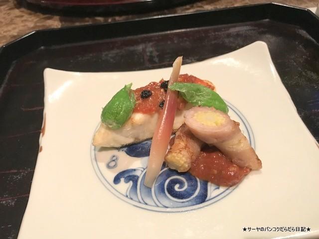 Bangkok Okura Yamazato 高級 和食 バンコク (9)