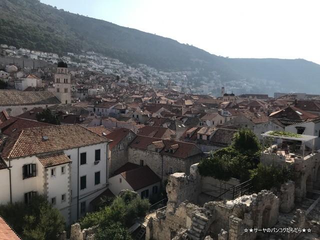 ドブロブニク城壁巡り wall Dubrovnik 魔女の宅急便 (12)