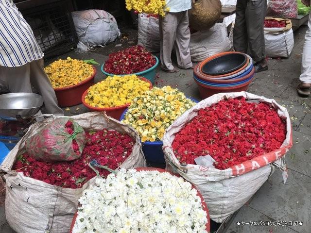バンガロール KRマーケット 市場 インド (10)