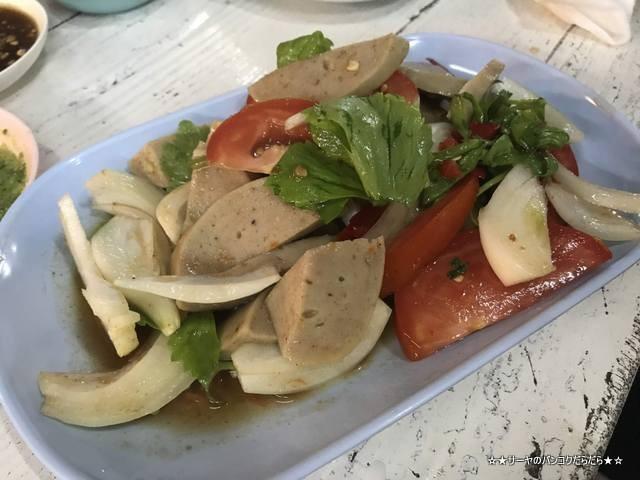 プラーパオソットパッタナカーン タイ料理 バンコク (9)
