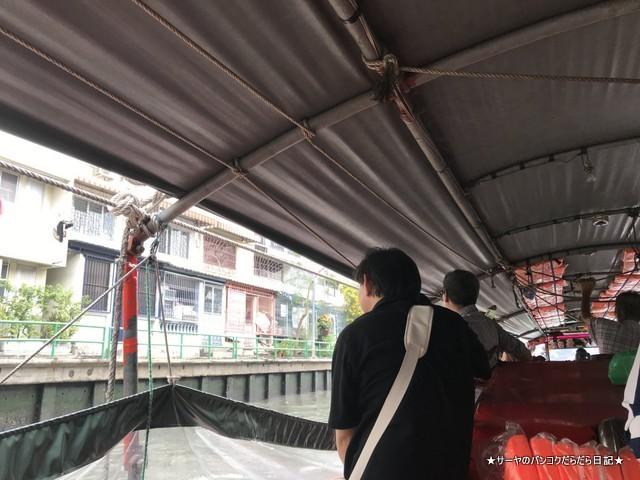 センセープ 水上バス 船 saen saep boat express (6)