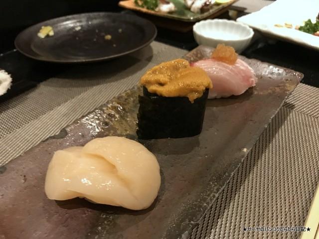 Endo Sushi 寿司遠藤 トンロー バンコク 和食 (1)