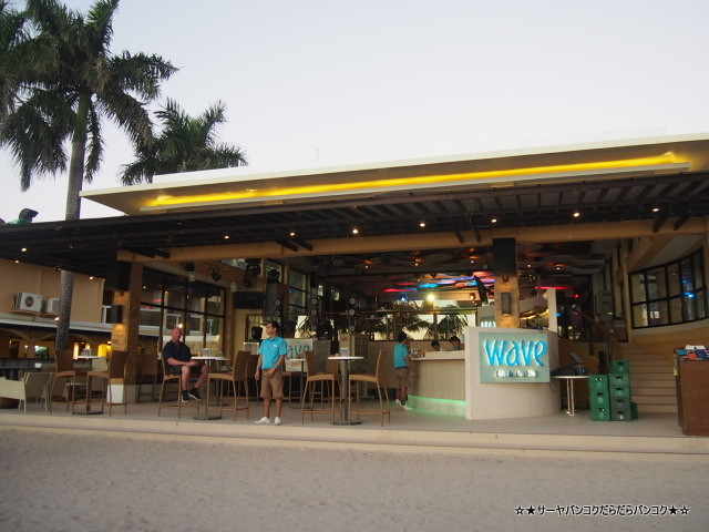 Wave Bar Lounge ボラカイ boaracay