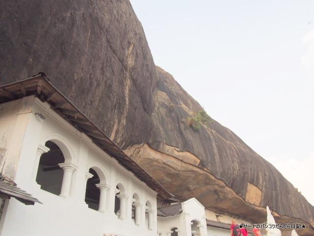 ダンブッラの黄金寺院 Golden Temple of Dambulla