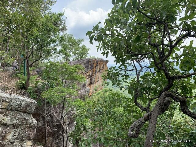 パーフゥアルア・Pha Hua Rua Viewpoint パヤオ (8)