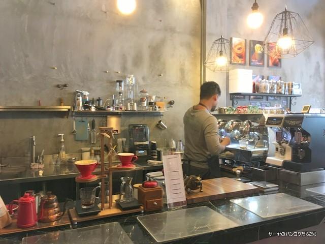 Amatissimo Caffe バンコク カフェ (8)