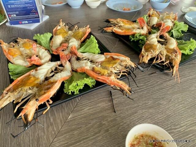 Ruan Thai shrimp ルアンタイシュリンプ アユタヤ エビ (8)