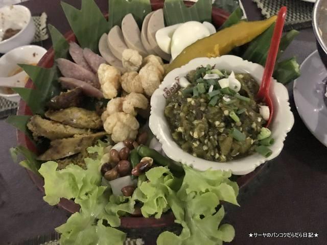 Antique House Chiangmai チェンマイ レストラン (7)