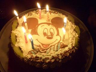 20071025 いずみ ケーキ  2