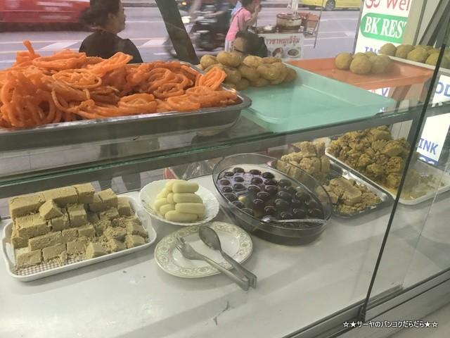 Restaurant ミャンマー料理 バンコク プラカノン (1)