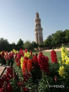 カブース国王のグランドモスク 14