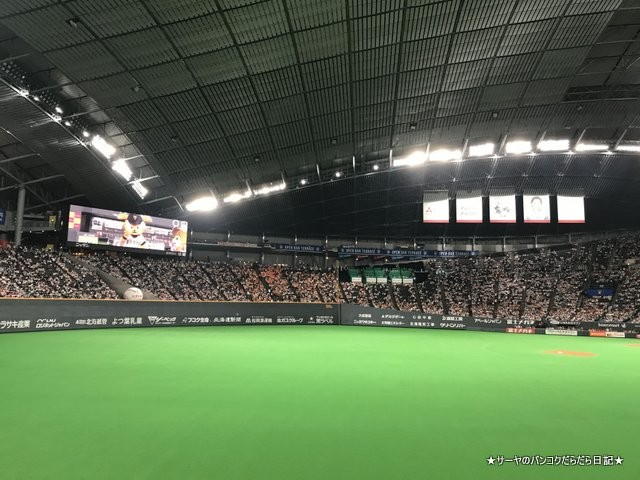 日本生命セ・パ交流戦 2019 北海道 札幌 日ハム巨人 (4)
