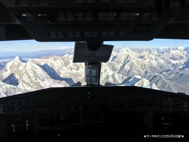 everest tour エベレスト遊覧飛行 カトマンズ ネパール (29)