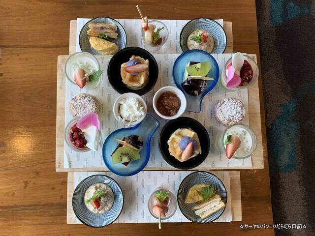 ミックスベリーハイティー  HIGH TEA Westin bangkok (8)